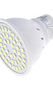 3 GU10 LED-spotpærer MR16 48 SMD 2835 250 lm Varm hvit / Kjølig hvit Dekorativ AC 220-240 V 1 stk.