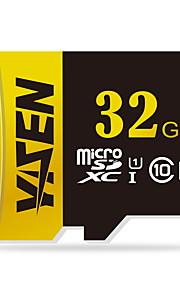 Yisen 32gb UHS-I U1 / clase 10 microSD / microSDHC / microSDXC / tfmax leer speed80 (MB / s)