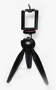 montar 228 mini-portáteis titular tripé auto auto artefato câmera de telefone suporte