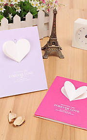 Greeting Card New Fashion Creative Originality Forever Greeting Card Holiday Cb15-151
