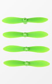 4PCS/Set  Cheerson CX-10  Black / White / Green / Blue / Pink / Orange Plastic