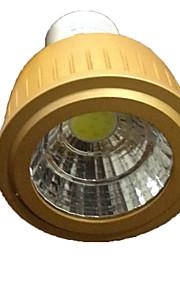 3W GU5.3(MR16) LED-spotpærer MR16 1 COB 80 lm Varm hvit / Kjølig hvit Dekorativ AC 220-240 V 1 stk.