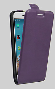 color sólido caballo patrón de grano de la PU leather con el caso de los titulares de tarjetas para HTC m10 / desear 630/530 deseo (colores surtidos)