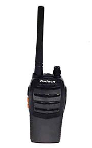 With Waterproof 5W UHF403-470MHz Fadacn 5F Small Handheld Walkie Talkie