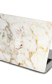 1 kpl Naarmunkestävä Läpinäkyvä muovi Tarrakalvo Ultraohut / Kuviointi VartenMacBook Pro 15 '' kanssa Retina / MacBook Pro 15 '' /