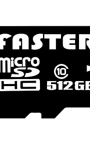 512GB / 256GB klasse 10 micro sd TF-flash-geheugenkaart met sd adapter en multifunctionele OTG USB-kaartlezer