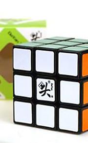 Brinquedos / apaziguadores do stress / Cubos Mágicos 3*3*3 / Toy magic Cube velocidade lisa Magic Cube quebra-cabeça Arco-Íris Plástico