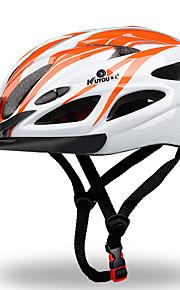 Unisex-Spor-Bisiklete biniciliği / Paten-Kask(Beyaz / Kırmızı / Mavi,PC / EPS)18 Delikler