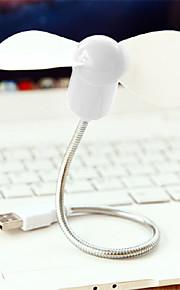 draagbare mini soft usb ventilatoren voor laptop