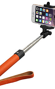 Wired Selfie Stick 53 A Cable / A Selfie Stick for Android / IOS