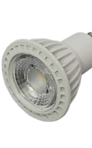 5 GU10 Lâmpadas de Foco de LED MR16 4 SMD 400 lm Branco Quente / Branco Frio Decorativa AC 220-240 V 1 pç