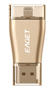 EAGET I50-32G 32GB USB 3.0 Wodoszczelność / Odporny na wstrząsy / Niewielki rozmiar