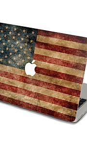 1 stk Scratch Proof Gjennomsiktig plast Klistremerke Ultratynn / Matte / Mønster ForMacBook Pro 15 '' med Retina / MacBook Pro 15 '' /