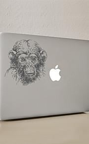 Monkey Decorative Skin Sticker for MacBook Air/Pro/Pro with Retina