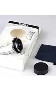 235 graus de super fisheye lentes fotográficas profissionais para maçã milho samsung HTC círculo geral clipe