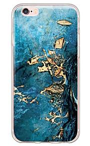 Skal Ultratunn / Genomskinlig Frigolit TPU Mjuk Fallet täcker för Apple iPhone 6s Plus/6 Plus / iPhone 6s/6 / iPhone SE/5s/5