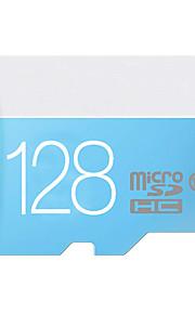 kvalitet 8GB / 16GB / 32GB / 64GB / 128GB blå klasse 10 reelle kapacitet micro sd tf hukommelseskort med SD adapter