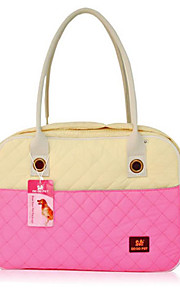 Cat / Dog Carrier & Travel Backpack / Sling Bag Pet Carrier Portable / Breathable Nylon Black / Pink / Yellow