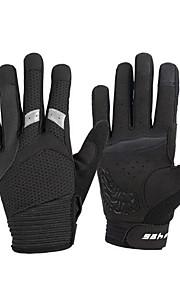 Aktivitet/Sport Handskar Cykelsport/Cykel Alla Helt fingerAnti-skidding / Håller värmen / Slitsäker / Bärbar / Skyddande / Begränsar