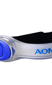 Skadeförebyggande Reflexremsa LED / Reflexremsa Klättring / Cykling / cykel / Löpning Unisex Silver / Grå / Brun TPU