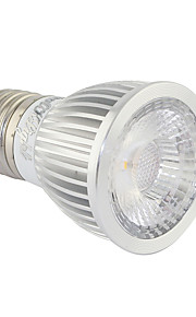 5 E26/E27 LED-spotpærer A60(A19) 1 COB 400 lm Varm hvit / Kjølig hvit Dekorativ AC 85-265 / AC 220-240 / AC 100-240 / AC 110-130 V 1 stk.