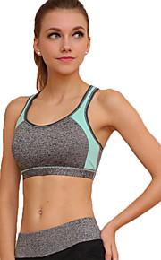 Sport®®Yoga BH / Unterwäsche / Oberteile Atmungsaktiv / Rasche Trocknung / 3D Pad / nahtlos / Sanft / Komfortabel Hochelastisch