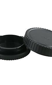 dengpin bageste objektivdæksel + kamerahuset cap for samsung nx500 nx300m NX3000 nx3300 nxmini