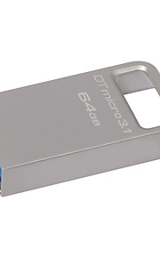 Kingston DTMC3 64GB USB 3.0 Resistente ao Choque
