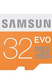 Samsung de alta velocidad de la tarjeta de memoria 32g class10 de 48MB / s