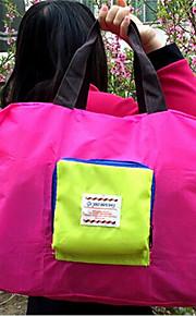 Viagem Capanga Organizadores para Viagem Tecido Vermelho / Rosa / Azul Other