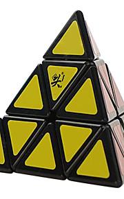 / Cube velocidade lisa Pyraminx / apaziguadores do stress / Cubos Mágicos Arco-Íris Plástico