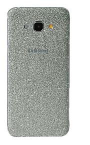PET Glitterato / Ultra sottile / Satinato Decalcomanie Anti-graffi / Anti-impronteScreen Protector ForSamsungGalaxy Note 5 / Galaxy Note
