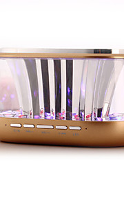 RICHSO Symphony Multimedia Mini HIFI Bluetooth Speaker with Stereo FM AUX Wireless Super Bass Built in Mic / USB