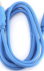 usb2.0 Choseal à l'adaptateur d'imprimante câble haute vitesse