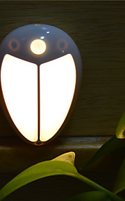 Motion-Sensing Cartoon Nightlight Battery-Powered Can Stick to Anywhere Only Work in Dark Area
