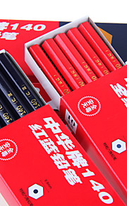 Zhonghua Red Blue Special Pencil