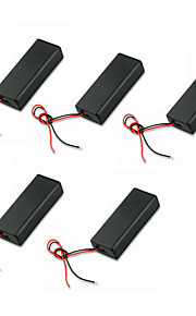 SENDAWEIYE AAA Battery case batteri~~POS=TRUNC Cases 2PCS 3V