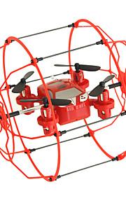Fayee FY802 Dron Oś 6 4 Kalały 2,4G Zdalnie sterowany quadrocopter Oświetlenie LED / Możliwośc Wykonania Obrotu O 360 Stopni