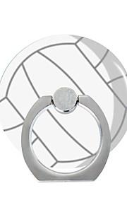 Uchwyt do telefonu Biurko / Obuwie turystyczne Obrót 360° / Uchwyt pierścieniowy Żel silica for Telefon komórkowy
