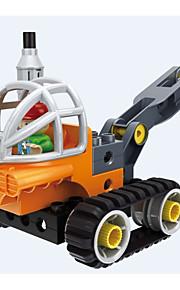 Videnskabeligt legetøj For Gift Byggeklodser Maskine Plastik Over 3 Regnbue Legetøj