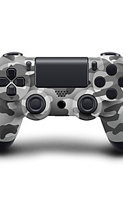 None-PS4 Wireless-Gaming Handle / Bluetooth-ABS / Plast-Bluetooth-Styrenheter-PS4-PS4