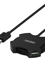 Unitek usb 2.0 high speed hub kabel usb 2.0 * 4 hub kabel