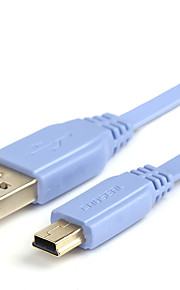 Choseal usb2.0 naar miniUSB-kabel high speed