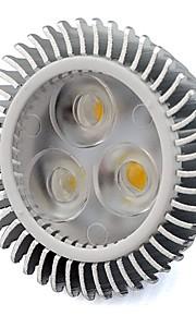 6W GU5.3(MR16) LED-spotpærer MR16 3 Høyeffekts-LED 560 lm Varm hvit / Kjølig hvit V 1 stk.