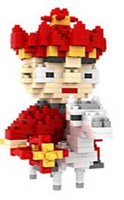 para presente Blocos de Construir Jogos & Quebra-Cabeças Plástico Brinquedos