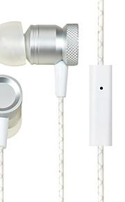 Нейтральный продукт 8020 Наушники-вкладышиForМобильный телефонWithРегулятор громкости