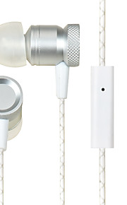 Neutral Product 8020 Oordopjes (in-oor)ForMobiele telefoonWithVolume Controle