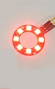 Smart Full-color LED RGB Ring Crab Kingdom WS2812 RGB Lamp Ring 5050 Development Board