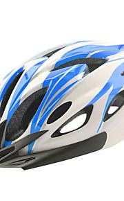 Dame / Herre / Unisex Bike Hjelm 23 Ventiler Sykling Sykling / Fjellsykling / Veisykling / Fritidssykling En størrelse PC / EPSHvit / Rød