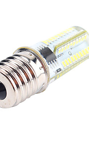 5W E12 / E17 / BA15d LED-kornpærer T 80 SMD 3014 450 lm Varm hvit / Kjølig hvit Dimbar / Dekorativ AC 220-240 / AC 110-130 V 1 stk.